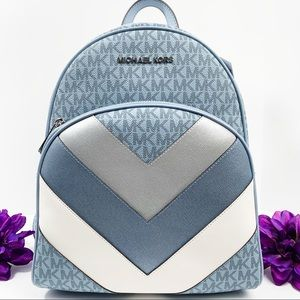 NWT Michael Kors Abbey Backpack